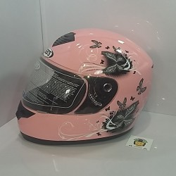 Casco Integral SB32 Rosa...