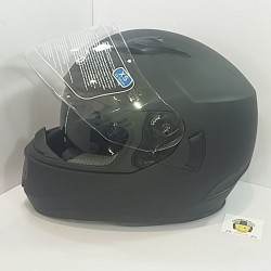 Casco Integral SB38 Negro Mate