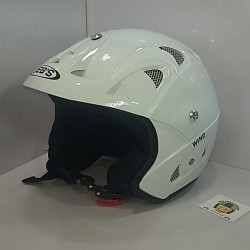 Casco Jet JK52 Wind Blanco