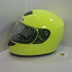 Casco Integral SB32 Amarillo