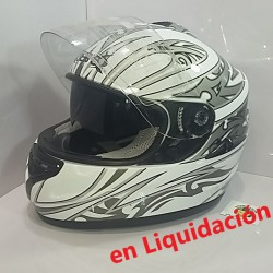 Casco Integral J701 Garden...