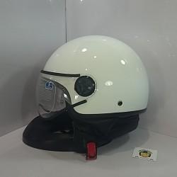 Casco Jet SB23 Blanco