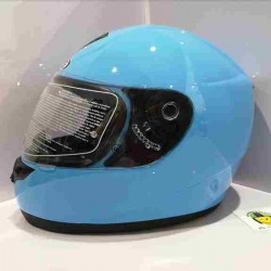 Casco Integral SB32 Azul cielo