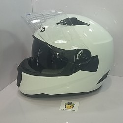 Casco Integral SB38 Blanco